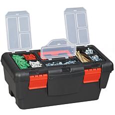 Εργαλειοθήκη Port-Bag EKONO μαύρη, κόκκινη 16 ίντσες