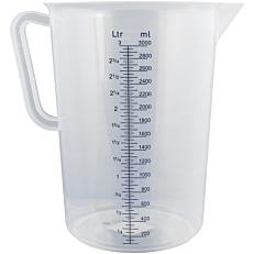Δοσομετρητής πλαστικός 16x24cm 3lt