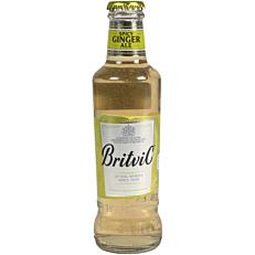 Αναψυκτικό BRITVIC ginger ale (200ml)