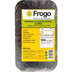 Καπάκια FROGO σκεύους KF43L (100τεμ.)