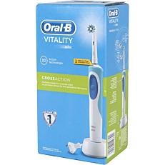 Οδοντόβουρτσα ORAL B cross action ηλεκτρική