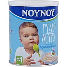 Παιδική κρέμα ΝΟΥΝΟΥ ρυζάλευρο προψημένο 4+ μηνών