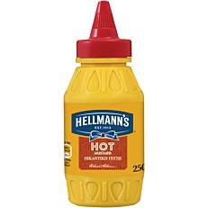 Μουστάρδα HELLMANN'S πικάντικη (250g)