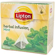 Τσάι LIPTON μέντα πυραμίδα (20x1,1g)