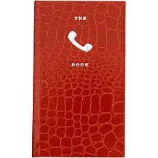 Τηλεφωνικό ευρετήριο κροκό τσέπης