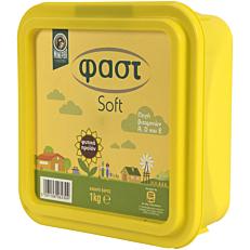 Μαργαρίνη ΜΙΝΕΡΒΑ φαστ soft (1kg)