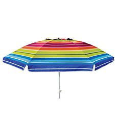 Ομπρέλα ηλίου 170/8 με μεταλλικό σκελετό
