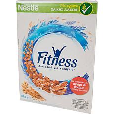 Δημητριακά NESTLE Fitness με νιφάδες σιταριού (375g)