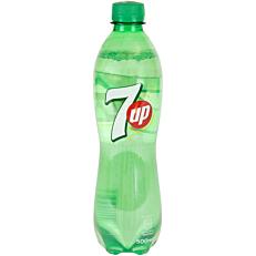 Αναψυκτικό 7 UP γκαζόζα (12x500ml)