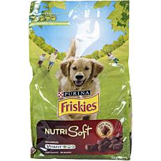 Ξηρά τροφή FRISKIES σκύλου nutri soft (3kg)