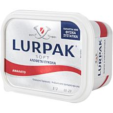 Βούτυρο LURPAK soft ανάλατο (500g)