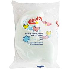 Σφουγγάρι MULTY Baby μπάνιου Νο. 55 (1τεμ.)