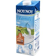 Γάλα ΝΟΥΝΟΥ Family υψηλής παστερίωσης 0% λιπαρά (1lt)