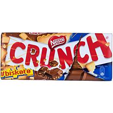 Σοκολάτα CRUNCH υγείας μπισκότο (100g)
