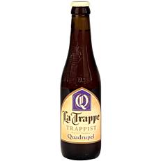 Μπύρα LA TRAPPE quandrupel (330ml)
