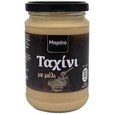 Ταχίνι ΜΑΡΑΤΑ με μέλι (300g)