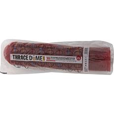 Καπάκια PET πομπέ κόκκινα (100τεμ.)
