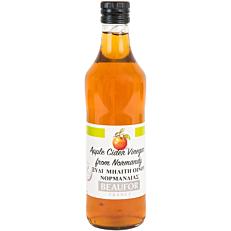 Ξύδι BEAUFOR από μηλίτη οίνου (500ml)