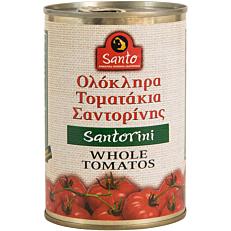 Τοματάκι SANTO ολόκληρο σε χυμό τομάτας (400g)