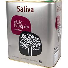 Ελιές SATIVA No.141-160 καλαμών (5kg)