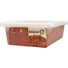 Σαλάτα πάπρικα ΑΛΦΑ ΓΕΥΣΗ (2kg)