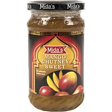 Σάλτσα μάνγκο MIDA'S chutney sweet (340g)