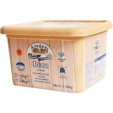 Τυρί ΑΓΝΑΝΤΙ φέτα ΠΟΠ (1kg)