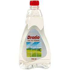 Καθαριστικό τζαμιών DROLIO ανταλλακτικό (750ml)