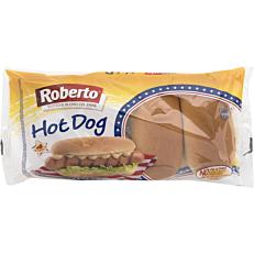 Ψωμί ROBERTO hot dog (4x250g)