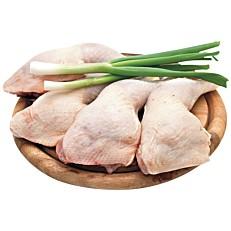 Κοτόπουλο μπούτια με οστό κατεψυγμένα Ολλανδίας (10kg)