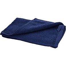 Πετσέτα YASEMI χεριών 100% βαμβακερή μπλε 30x50cm