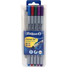 Στυλό gel PELIKAN 0.4 (6τεμ.)