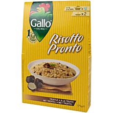 Ρύζι GALLO risotto pronto gourmet (175g)