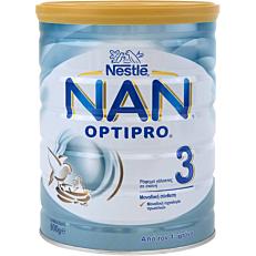 Γάλα σε σκόνη NESTLE NAN optipro 3 για μωρά 12+ μηνών (800g)