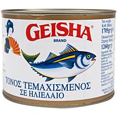 Κονσέρβα GEISHA τόνος σε ηλιέλαιο (1,705kg)