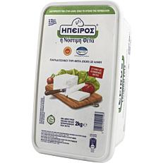 Τυρί ΗΠΕΙΡΟΣ φέτα (2kg)