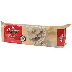 Χαλβάς ΑΦΟΙ ΠΑΠΑΓΙΑΝΝΗ Όλυμπος με γεύση βανίλια (2,5kg)
