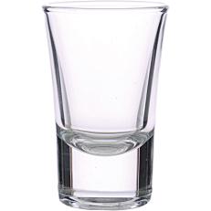 Ποτήρι UNIGLASS Cheerio 4cl Φ4,5x7,1cm (6τεμ.)