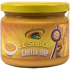 Σάλτσα EL SABOR mild cheese dip (300ml)