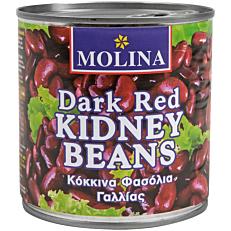 Κονσέρβα MOLINA φασόλια κόκκινα (400g)