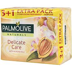 Σαπούνι PALMOLIVE almond milk (4x90g)