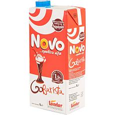 Γάλα NOVO Go barista μακράς διαρκείας 1,5% λιπαρά (1lt)