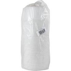 Μπολ PS λευκά 640ml (50τεμ.)