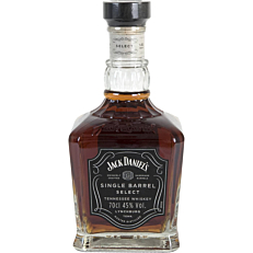 Ουίσκι JACK DANIEL'S Single Barrel (700ml)