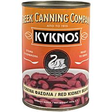 Κονσέρβα ΚΥΚΝΟΣ φασόλια κόκκινα (400g)