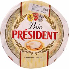 Τυρί PRESIDENT brie (~1kg)