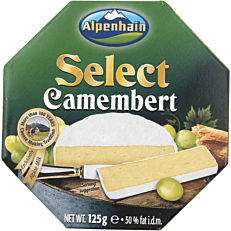 Τυρί ALPENHAIN camembert select (125g)