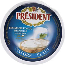 Τυρί PRESIDENT τετηγμένο σε μερίδες (400g)
