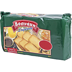 Φρυγανιά ΒΟΣΙΝΑΚΗ σίτου (375g)