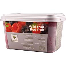Πουρές φρούτα του δάσους 90% RAVIFRUIT (πούλπα) κατεψυγμένος (1kg)